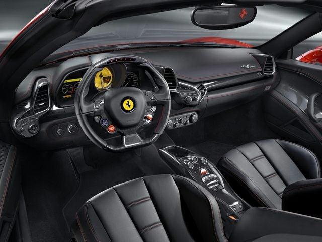 2014 Ferrari 458 Italia 2dr Conv Greensboro Nc Winston Salem