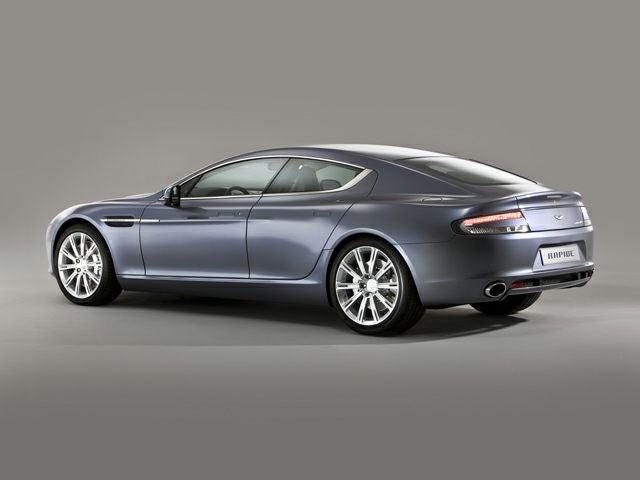 2011 Aston Martin Rapide Luxury Greensboro Nc Winston Salem Durham