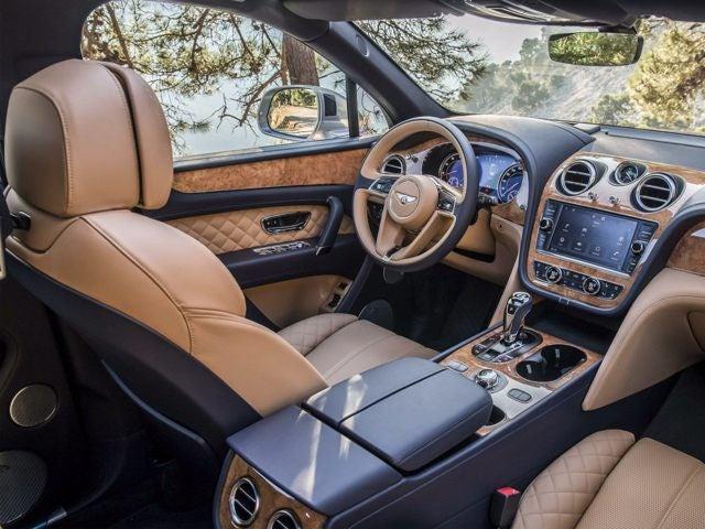 2017 Bentley Bentayga W12 First Edition In Greensboro Nc Porsche