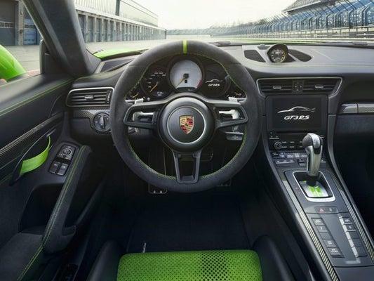 2019 Porsche 911 Gt3 Rs Greensboro Nc Winston Salem Durham