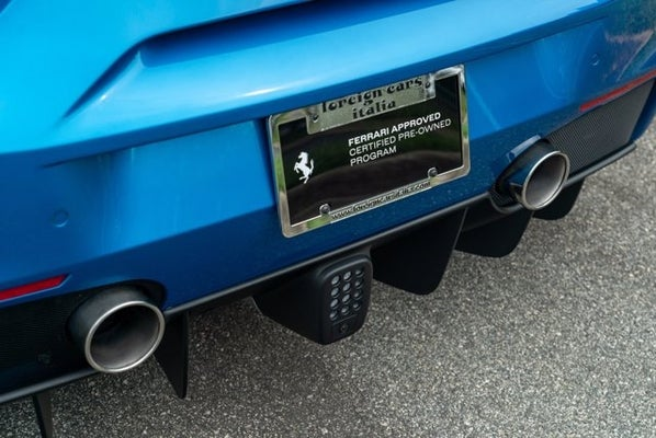2017 Ferrari 488 Spider Blu Corsa In Greensboro Nc Porsche